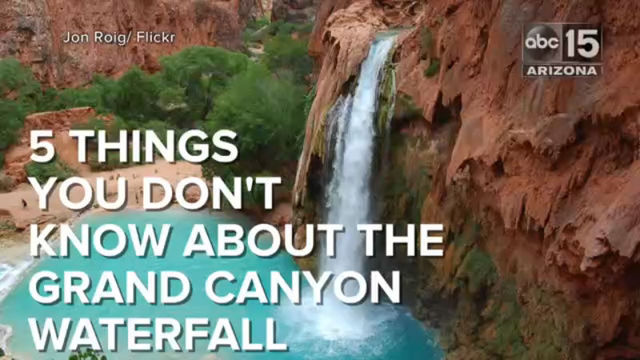 5 things you don't know about Havasupai Falls