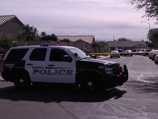 Man suing Mesa PD, claims excessive force used