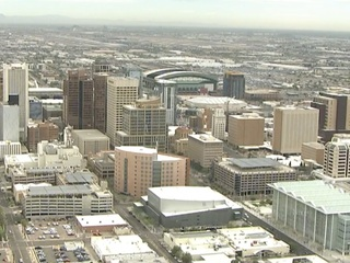 Maricopa fastest growing county in country