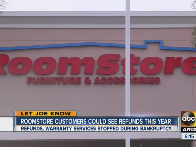What s next for RoomStore customers  Some could see refunds by the end of  2016   ABC15 Arizona. What s next for RoomStore customers  Some could see refunds by the