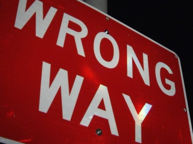 wrong way crashes in phoenix detection system catches incidents