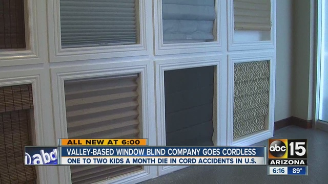 Valleybased window blind company Selectblindscom goes 100