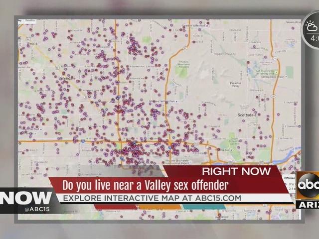 sex offenders in phoenix arizona check your neighborhood abc15 arizona
