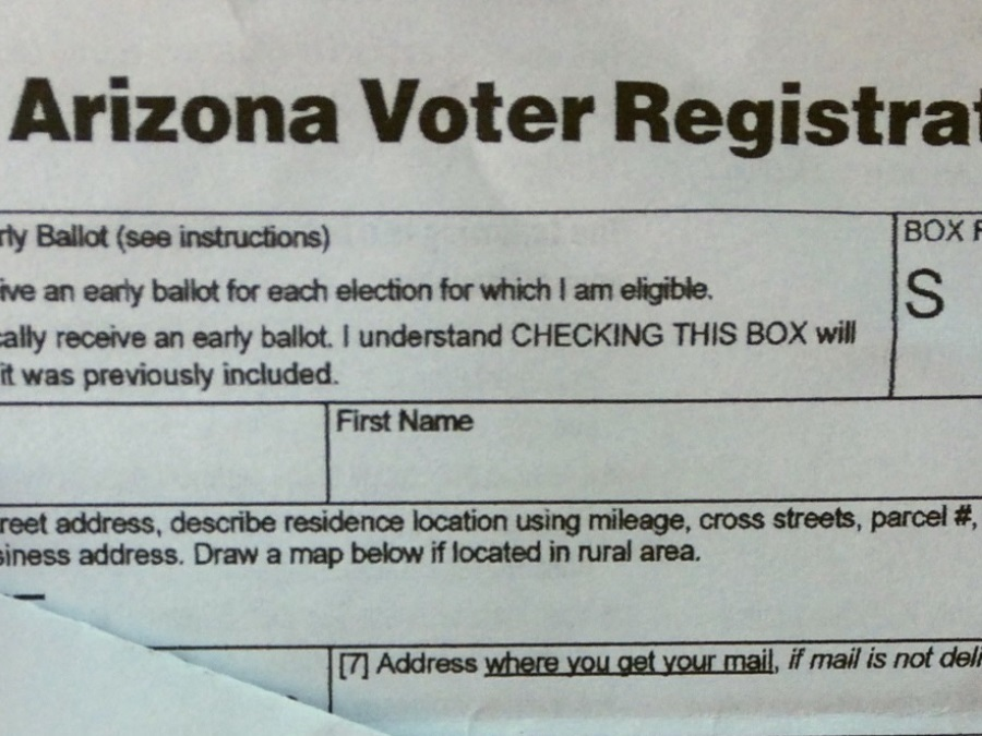 Letter Raises Questions Confuses Some Valley Residents Over Voter