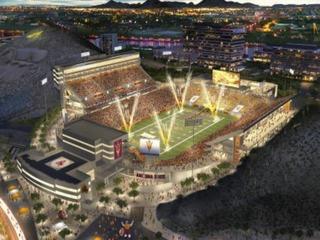 ASU transforming stadium into community center
