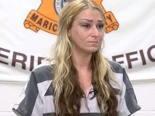 PHX mom gets 20 years prison in daughter's death