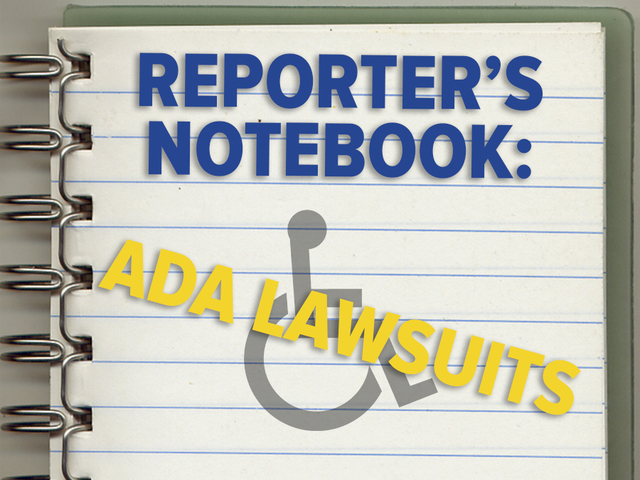 Notebook: LATEST in ABC15's ADA investigation