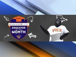 Suns, NAU looking for teachers to recognize