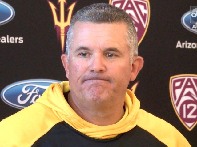 Arizona State Fires Head Coach Todd Graham