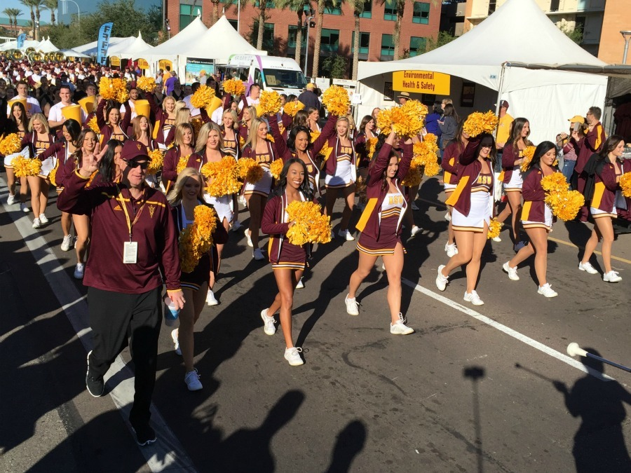 Gas Prices In Arizona >> Arizona State University homecoming: 5 things you need to ...