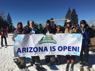 Snowbowl open for season after being delayed