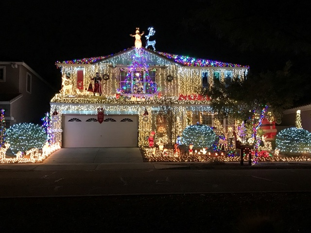 phoenix christmas light displays viewers share their holiday displays with us