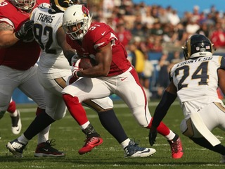 Cardinals place David Johnson on injured reserve