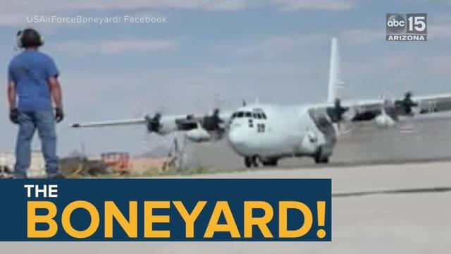 Airplane graveyard chandler az