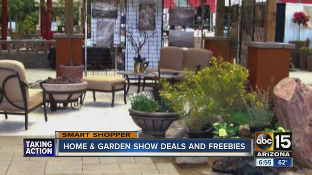 Maricopa County Home U0026 Garden Show Tickets: Learn Ways To Revamp Your Home  For Free