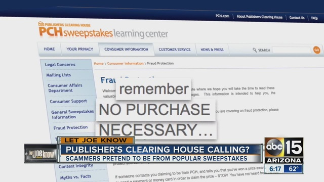 Publishers clearing house sweepstakes winners list