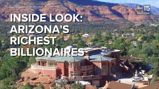 Wealthiest people in arizona