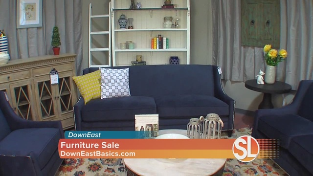 DownEast having huge sale on furniture Sonoran Living Sponsors Story