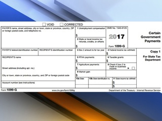 Arizona Department of Revenue: Some 1099-G forms mailed with wrong ...