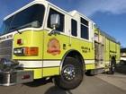 Rural Metro Fire truck involved in crash in Mesa