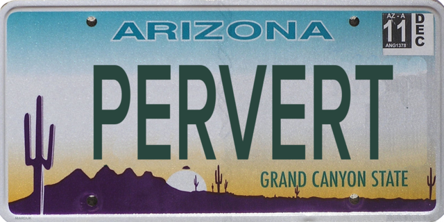 banned arizona license plates: 100 rejected plates - abc15