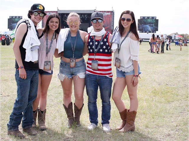 Country Thunder Adopts Clear Bag Policy Ahead Of Music