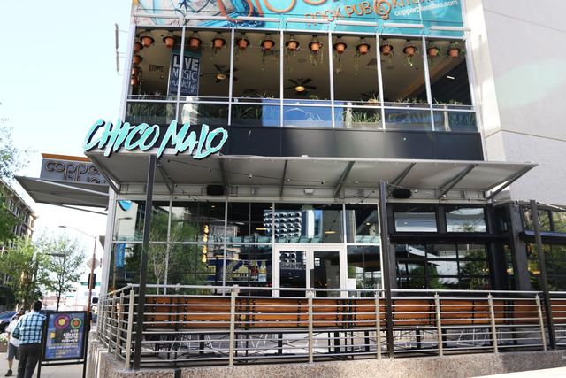 It S The Newest Concept From Newly Formed Culture Shock Hospitality Group Chico Malo Translates To Bad Boy In Spanish And Has An Edgy Look