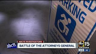 Ex-AG Horne representing serial-suer 'advocates'