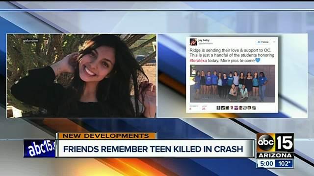 Car Accident Sandra Day O Connor High School
