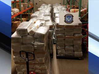 CBP seizes nearly 7 tons of marijuana in Nogales