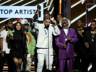 Drake sets record with 13 Billboard Award wins