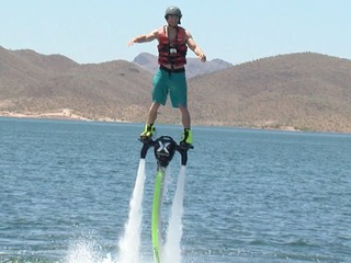 FUN! Hydroflight experience now available in AZ