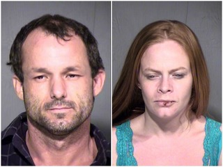Valley couple steals $100K in alcohol from Fry's