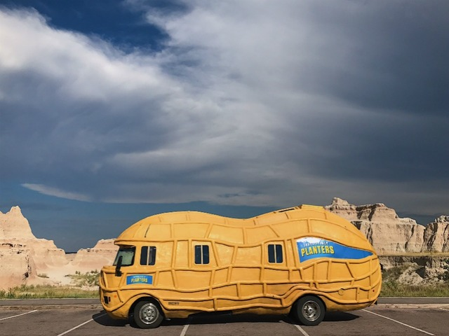 planters nutmobile in phoenix where to see it and meet mr peanut