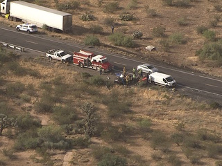 DPS: Two killed in US 93 Wickenburg crash