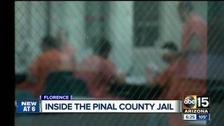 VIDEO: Inside look at Pinal County jail