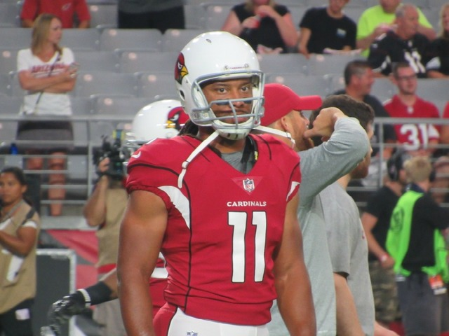 Cardinals, Larry Fitzgerald agree to 2018 contract extension