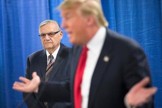 Arpaio, AZ leaders speak out about Trump pardon