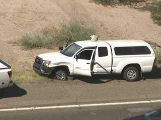 DPS: 1 in custody south of Phoenix after pursuit