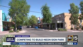 Casa Grande competing to build neon sign park