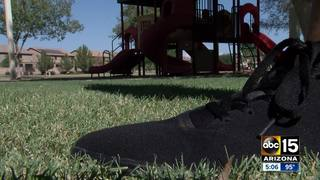 Laveen residents fed up with vandalism at park