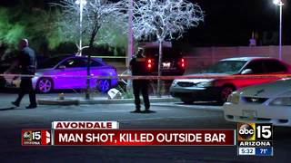 PD: Man dead, woman hurt after Avondale shooting