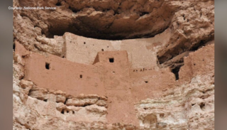 Montezuma Castle is an up-close look at history