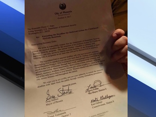 AZ group helping immigrants renew DACA status