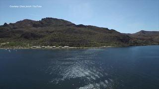 Cool off at Canyon Lake