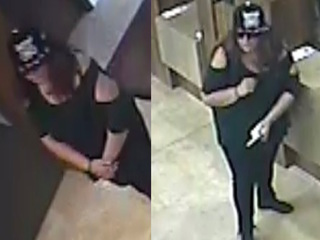 Woman on the loose after Goodyear bank robbery