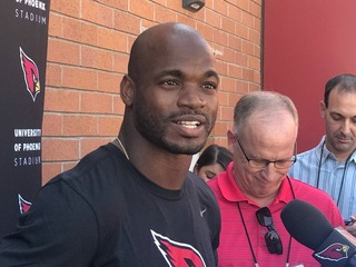 Adrian Peterson ordered to pay loan balance