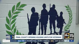AZ jail hopes to help vets with special housing