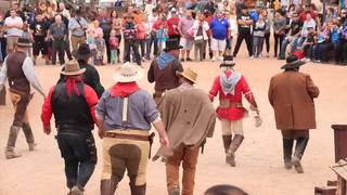 Mix history with fun at Goldfield Ghost Town