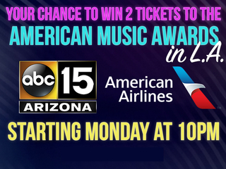 RULES: American Music Award Sweepstakes